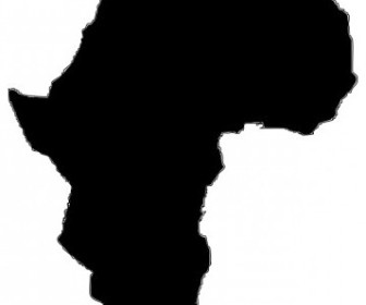 Vector Africa_outisane Vector Clip Art