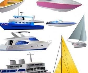 Vector Ship Vector Art
