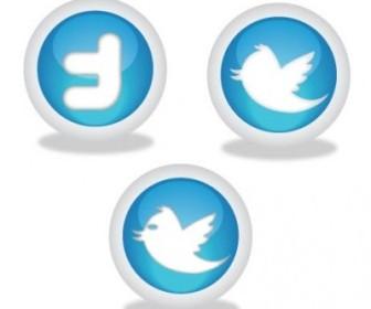Vector Icons Twitter Beta1 Icon Vector Graphics