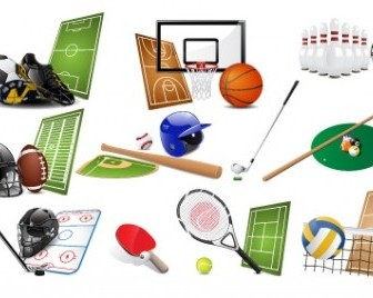 Vector High Quality Sports Sport Vector Graphics