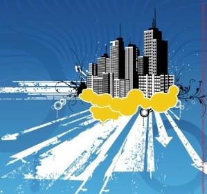 Vector City Vector Art