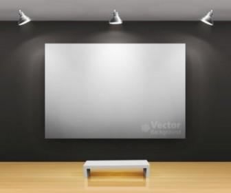 Vector Gallery Show 06 Background Vector Art