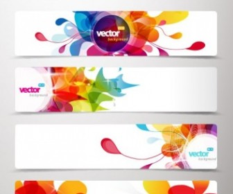 Vector Banner01dynamic Pattern Vector Banner