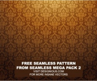 Vector European Gorgeous Tiled Pattern Background Vector Art