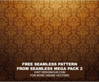 Vector European Gorgeous Tiled Pattern Background Vector Art