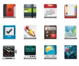 Vector App Pack Icon Vector Graphics