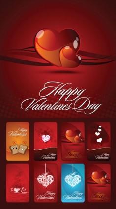 Vector Valentine Day Card Heart Vector Art Ai Svg Eps