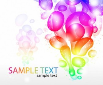 Vector Colorful Background Graphic Abstract Vector Graphics
