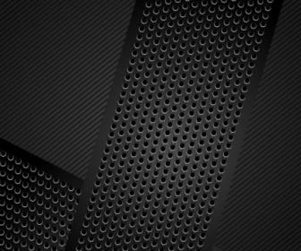 Vector Metal Texture 02 Background Vector Art