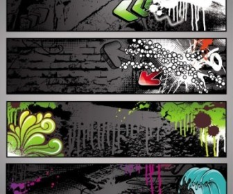 Vector Trend Of Graffiti Vector Art