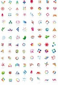 Vector All Kinds Of Beautiful Flags Vector Art