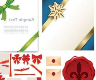 Vector Background And Envelope Vector Banner