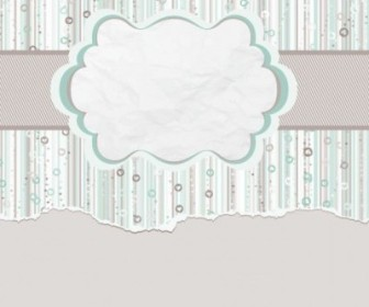 Vector Simple And Elegant Paper 03 Background Vector Art
