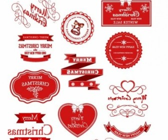 Vector Greetings Christmas Vector Graphics