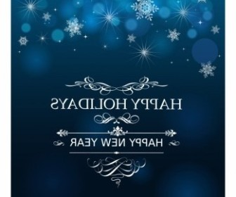 Vector Holiday Background Christmas Vector Graphics