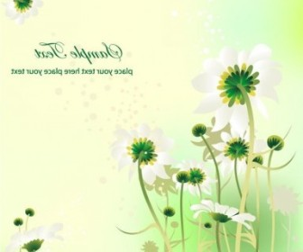 Vector Design Summer Background Graphic Flower Vector Art
