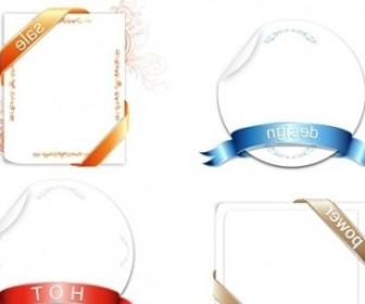 Vector Ribbon Design Graphic Vector Art