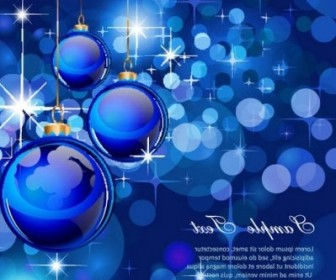 Vector Gorgeous Christmas 04 Background Vector Art