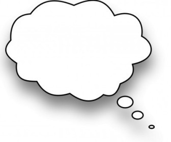 Vector Speech Bubble Vector Clip Art