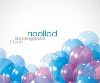 Vector Balloon EPS Background Vector Art