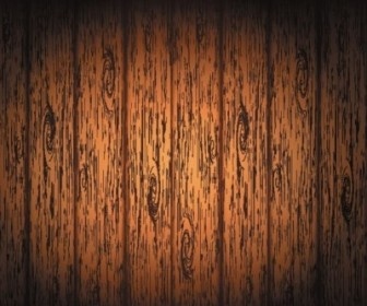 Vector Wooden Floor Texture 04 Vector Art