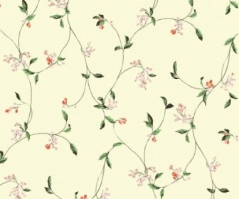 Vector Simple And Elegant Pattern Background Flower Vector Art