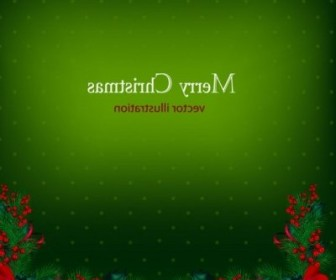 Vector Beautiful Christmas 01 Background Vector Art