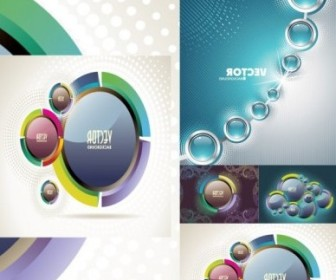 Vector Sense Of Science And Technology Background Vector Art
