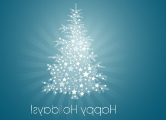Vector Card FREEBIE Christmas Vector Graphics