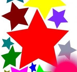 Vector Stars Vector Clip Art