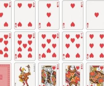 Vector Poker 03 Vector Art