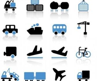 Vector Transport 03 Icon Vector Graphics