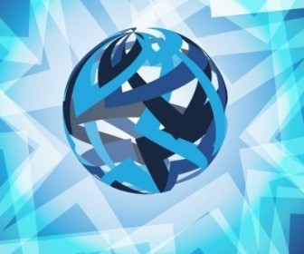 Vector Earth Abstract Vector Graphics