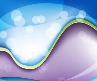 Vector Fantasy Wave Background Graphic Abstract Vector Graphics