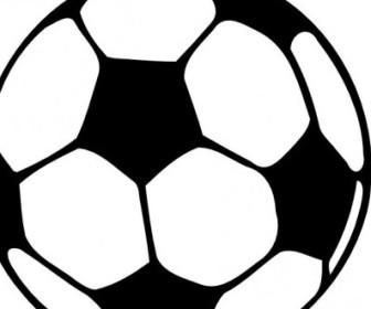 Vector Football Ball Vector Clip Art