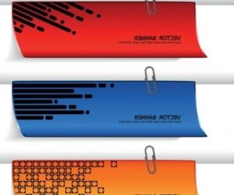 Vector Fine 03 Vector Banner