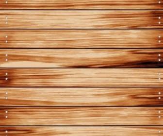 Vector Wood EPS Background Vector Art