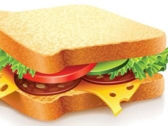 Vector Fast Food 05 Vector Art