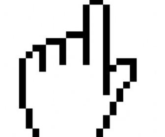 Vector Microsoft Internet Explorer Mouse Pointer Logo Vector Art