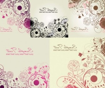 Vector Beautiful Fashion Pattern Vector Art