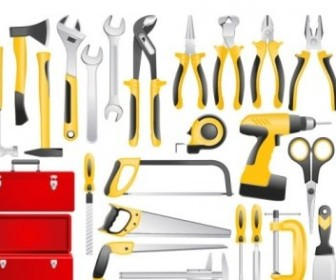 Vector Tools 03 Cartoon Vector Art