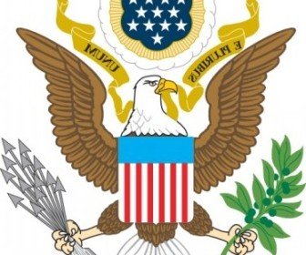 Vector American Eagle Vector Clip Art