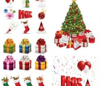 Vector 2011 Element Christmas Vector Graphics