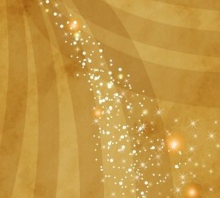 Vector Abstract Gold Background Vector Art