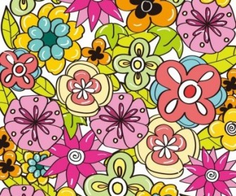 Vector Background For Design Graphic Flower Vector Art