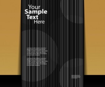 Vector Clutter Lines 01 Background Vector Art