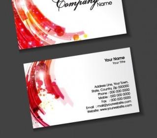 Vector Colorful Card Design 09 Vector Art