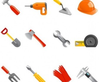 Vector Common Tool Icon Vector Graphics