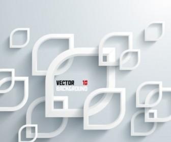 Vector Creative Geometric Concepts Text Background Vector Art