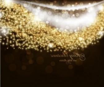 Vector Gorgeous Bright Starlight Effects 09 Vector Art